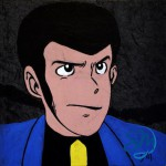 Lupin II Cartoon